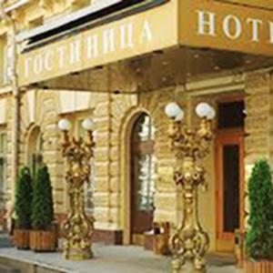 Гостиницы Аши