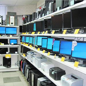 Компьютерные магазины Аши