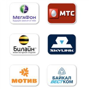 Операторы сотовой связи Аши