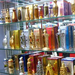 Парфюмерные магазины Аши
