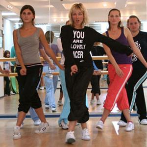 Школы танцев Аши