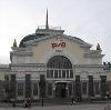 Железнодорожные вокзалы в Аше
