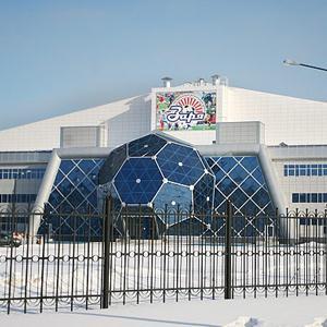 Спортивные комплексы Аши