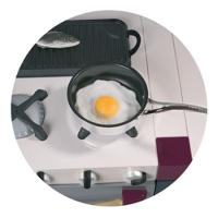 Олимп, бар-бильярдная - иконка «кухня» в Аше